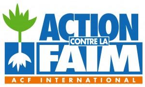 Action contre la faim ACF Logo